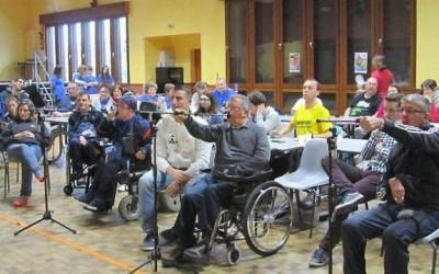 27 participants au challenge de sarbacane handisport