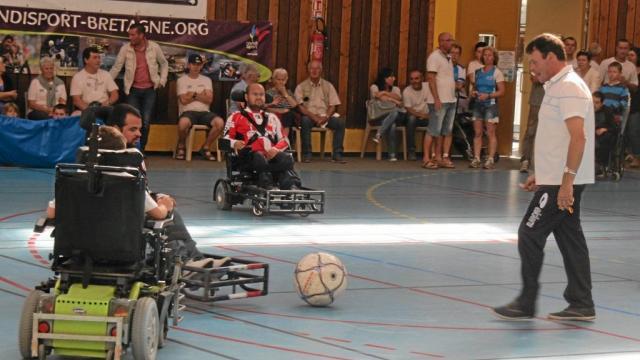 Coupe de France de foot fauteuil ce week-end