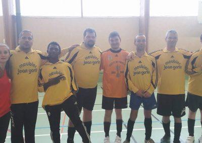 Handisport Rennes Club - journée plateau Futsal