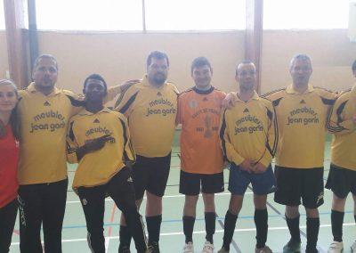 Handisport Rennes Club - Futsal