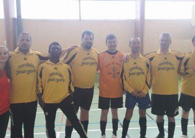 Handisport Rennes Club - Foot à 5