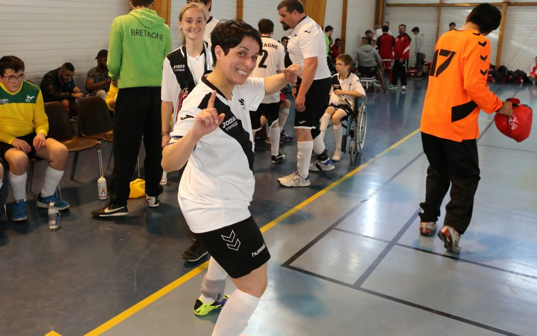L'équipe Futsal en pleine préparation